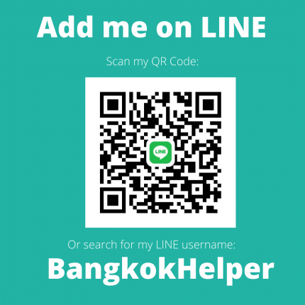 Add me on LINE_